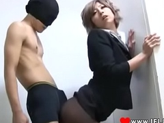 Haru Sakuraba In Pantyhose Fucked - More Japanese XXX Full HD Porn at www.IFLJAPAN.com