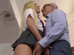 Highschool british teen