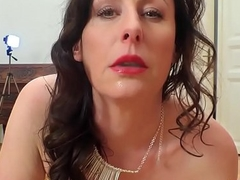 Face spunked mature brit
