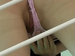 British teen pov riding