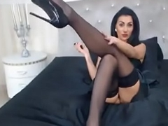 leg show with lovely celia