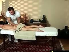 Massage Girl Sucks the Tip for a Tip 7