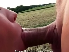 Hardcore Dick SUcking In Public For Cardinal 15
