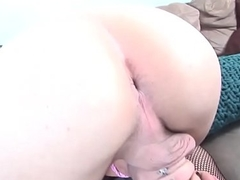 Young trans beauty rubs cock on casting couch - DickGirls.xyz