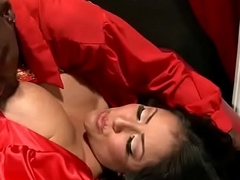 Big Black Mamba Cock Ride Hard By Sexy Slut Milf (kiara mia) mov-15
