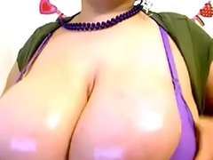 more bbw nice cleavage massive melons